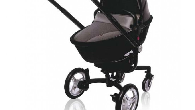 800 Piece Limited Edition $3,040 Silver Cross Surf – Aston Martin Pram is for the Royal Kids