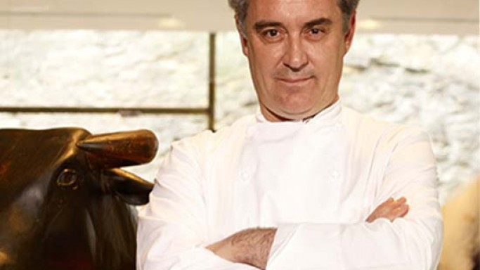 Sotheby's Hong Kong to auction elBulli Memorabilia and dinner with El Bullistar chef Ferran Adrià