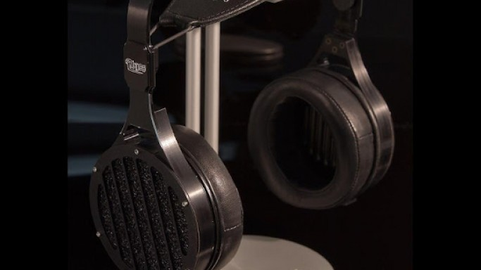 $5495 Abyss headphones boast lambskin ear pads and a portable amp