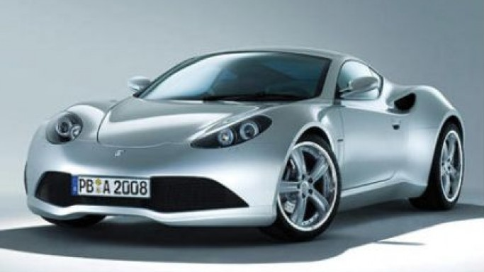 Artega GT to debut in Frankfurt