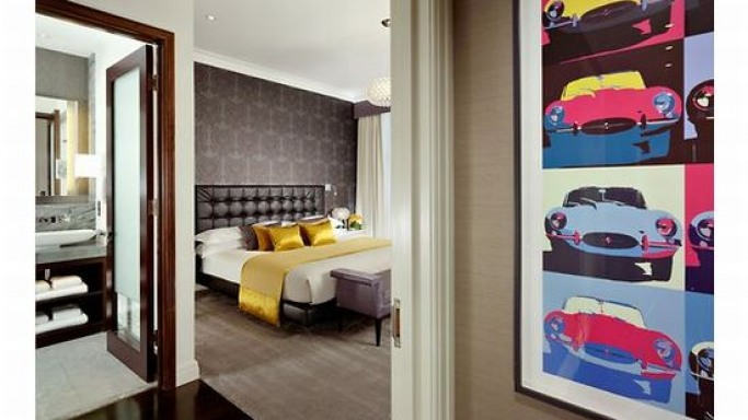 The Jaguar Suite at London's Taj Suites and Residences to cost $8,000 per night