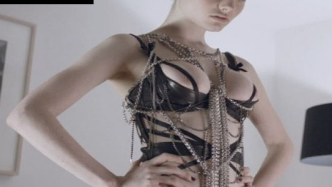 Agent Provocateur $24,000 'Playsuit' is most expensive 'bondage-style lingerie'
