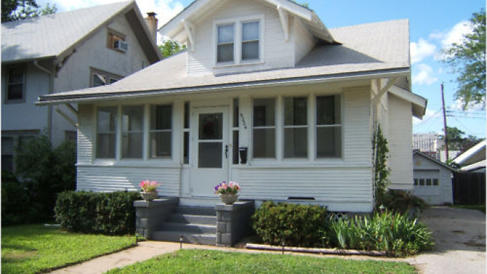 Omaha Childhood House