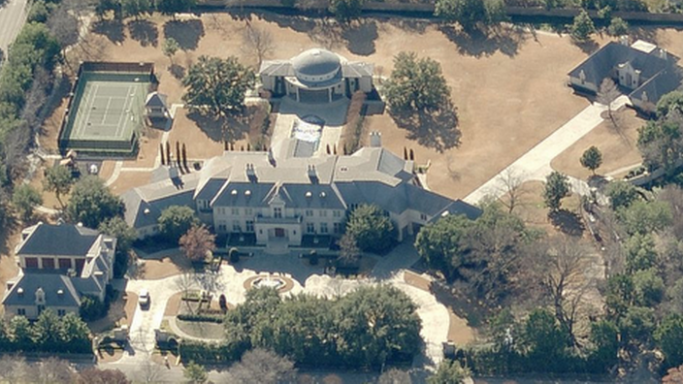 Mark Cuban mansion