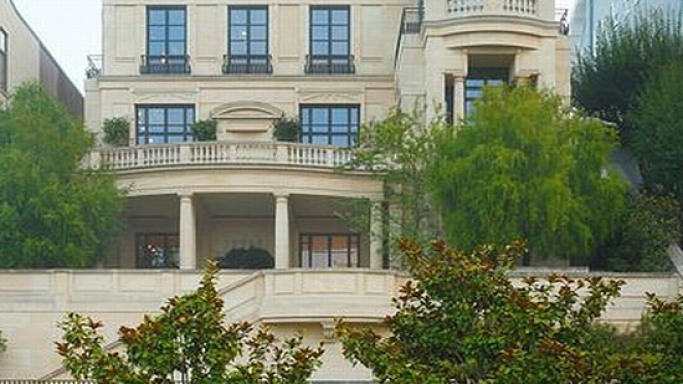 San Francisco's most expensive home in Billionaire's Row goes on sale