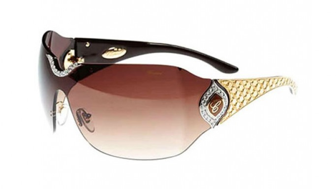 Chopard's world's most expensive sunglasses cost $408,496