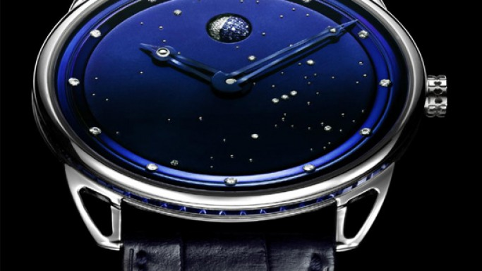 De Bethune DB25 s Jewellery watch gets its feminine touch