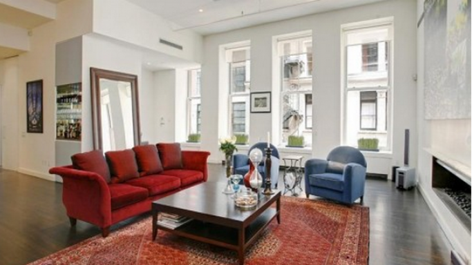 SoHo Apartment of Samuel L Jackson
