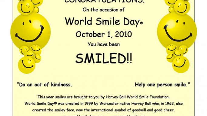 World Smile Foundation is another charity with which the former model is associated