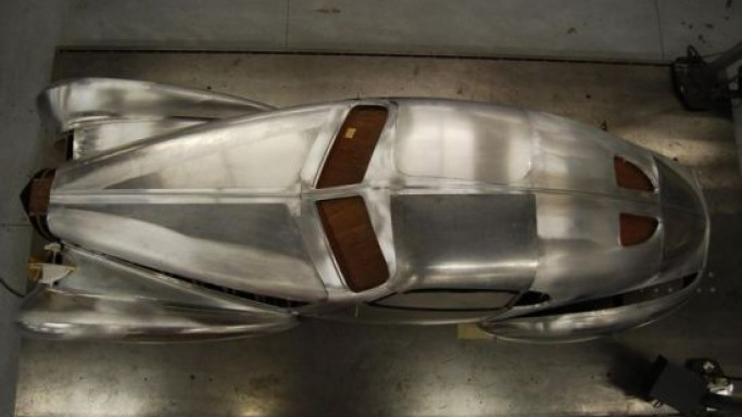 Jean Bugatti's unfinished 1939 Type 64 Coupe masterpiece to go on display at Quail Motorsports