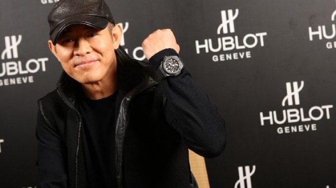 The actor has been photographed wearing Hubolt watch on several occasions.
