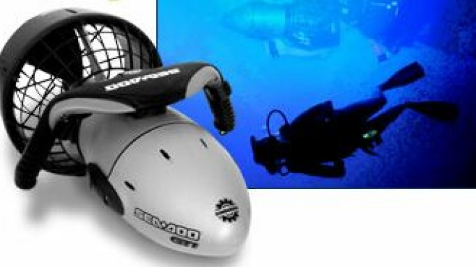 Explore the Deep with Seascooter GTi