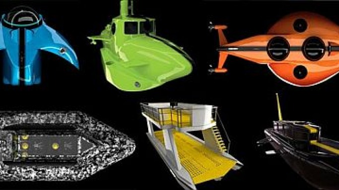 World's Most Technologically Advanced Submersibles