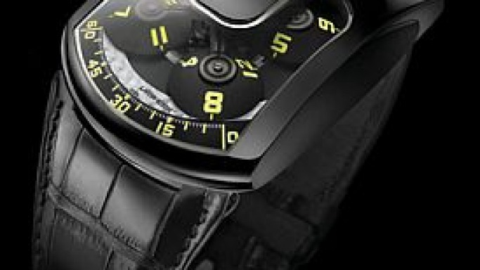 Urwerk's New Limited Edition Watches For 2006