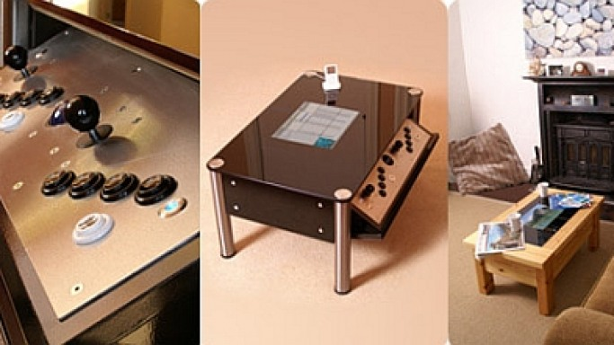 Classic Internet Coffee Table For Geeks