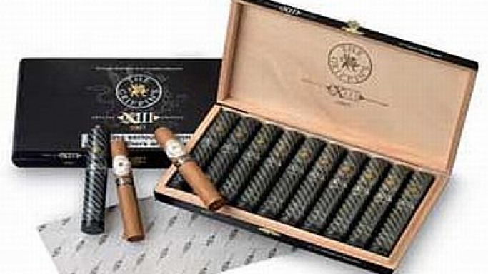 Griffin's special edition XXIII cigars with spicy aroma