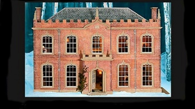 Bespoke Doll's House is meant for the kids of millionaires