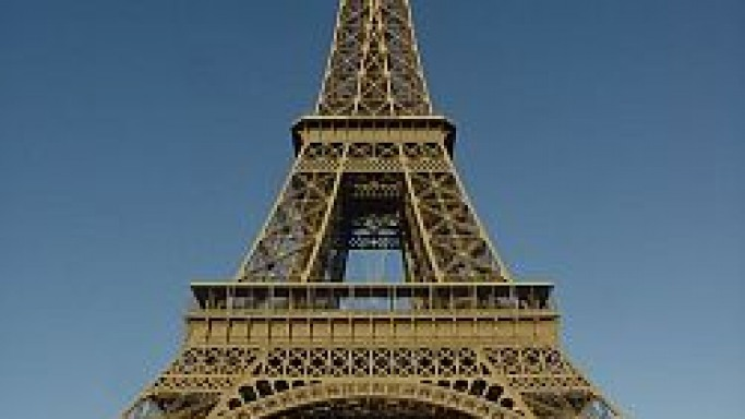 A 14-foot piece of Eiffel Tower reaches auction block