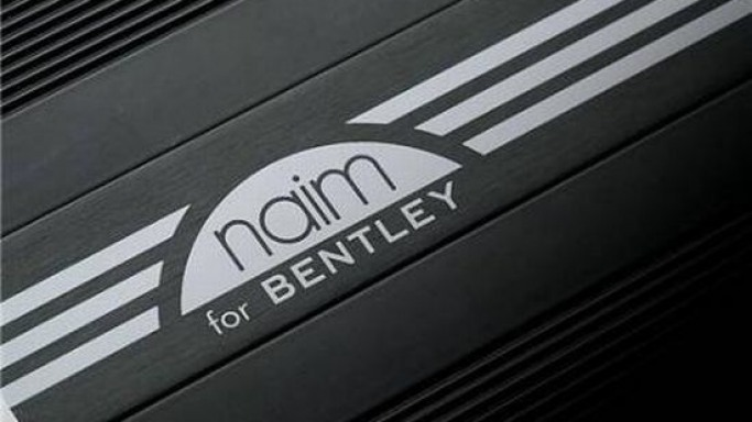 The Naim – New sound system for the Bentleys