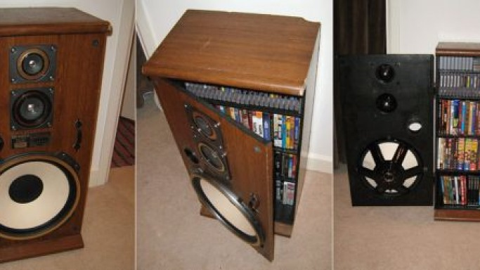 A Speaker Cabinet in disguise
