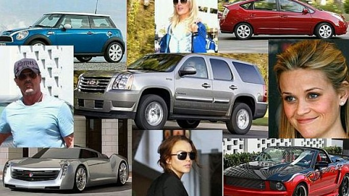 8 most expensive celebrity cars of 2009