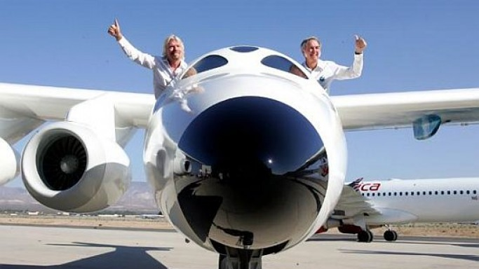 Virgin Galactic spaceship gets closer to take-off