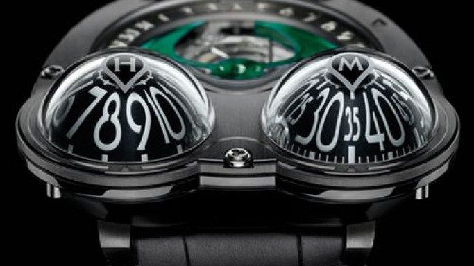 MB&F 'Frog' watch is toadly awesome!