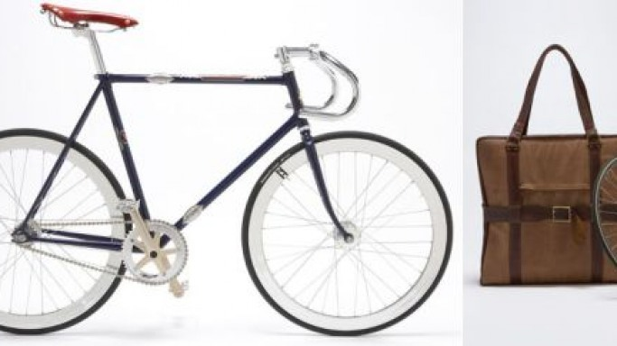 Wallpaper offers limited edition bikes with bespoke bags