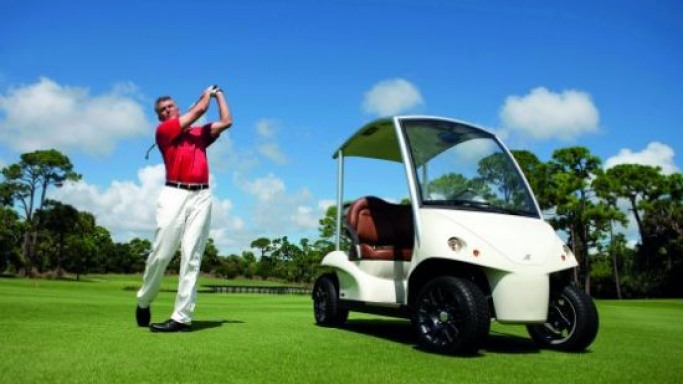 World's most expensive golf cart goes street legal