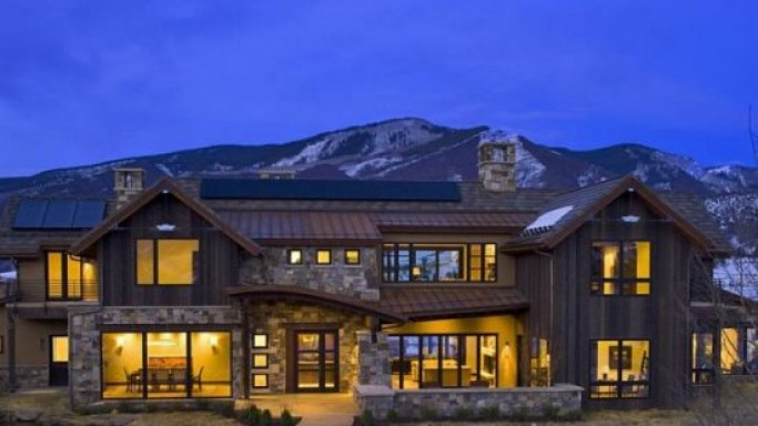Real Estate Beat: Gold LEED-certified Vision House Aspen
