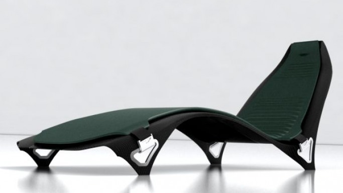 'Aston Martin Drive me Home Interiors' furniture collection
