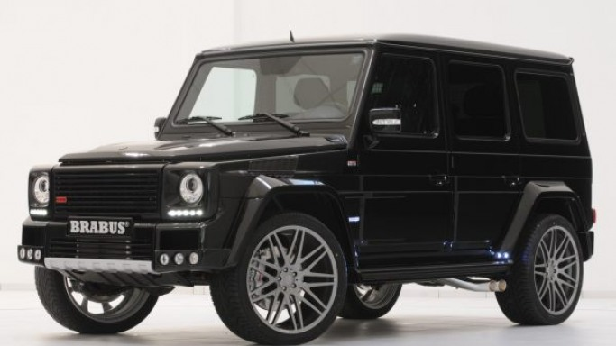 Brabus unveils 800 Widestar, the world's most powerful off-roader