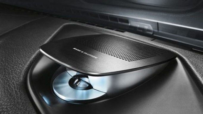 Bang & Olufsen announces its first in-car sound system for BMW