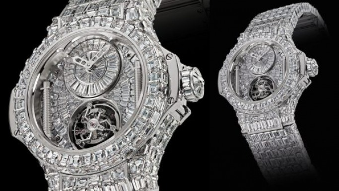Baselworld 2011: Hublot's €2 million Big Bang watch