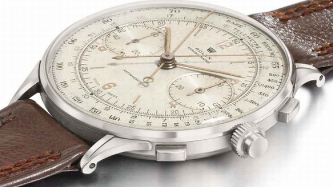 The most expensive Rolex ever to be sold at auction