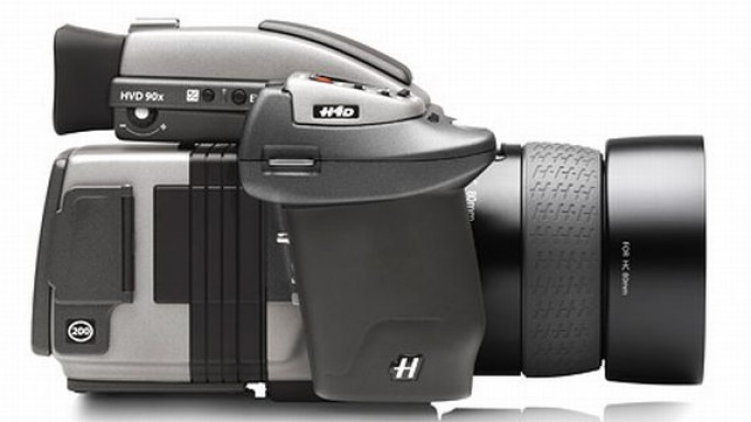 Hasselblad ships 200-megapixel H4D-200MS camera for $45,000