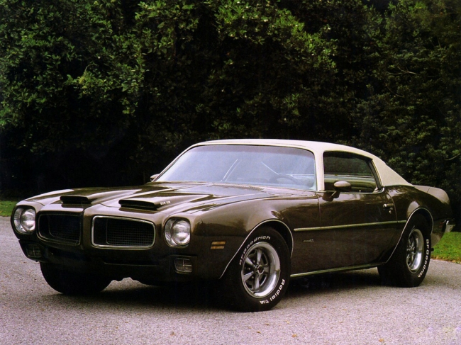photo of Vince Vaughn Pontiac Firebird - car