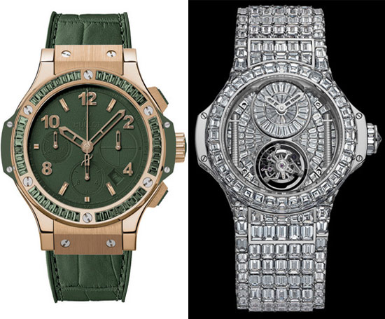 Hublot's Big Bang Ladies watch is its most expensive timepiece at $5 Million