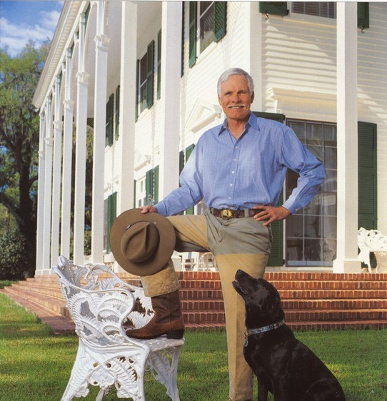 Ted Turner Biography Net Worth Quotes Wiki Assets