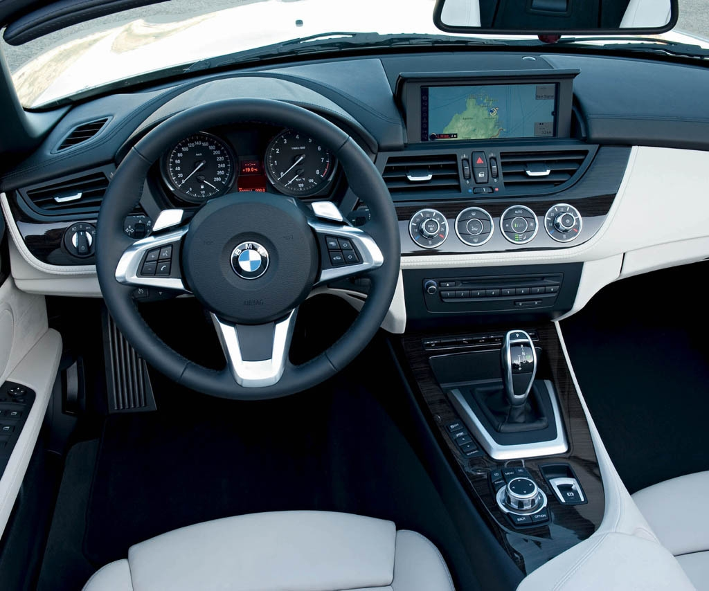 Bmw Z4 Interior Trim: Bornrich , Price , Features,Luxury Factor, Engine
