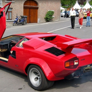 Lamborghini Countach Lp500s Bornrich Price Features Luxury