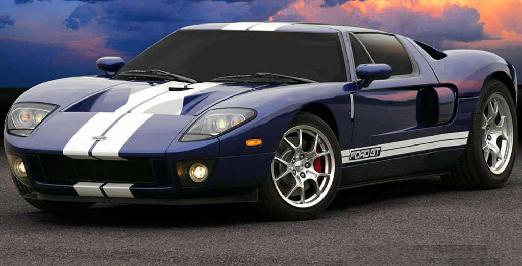 Ford GT - Bornrich , Price , Features,Luxury factor ...