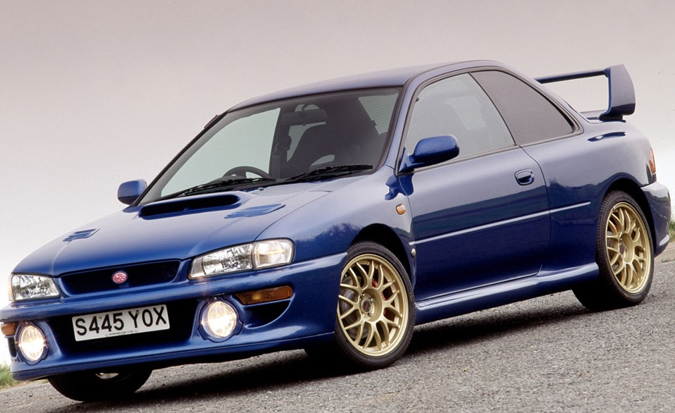subaru impreza 22b bornrich price features luxury factor engine review top speed. Black Bedroom Furniture Sets. Home Design Ideas
