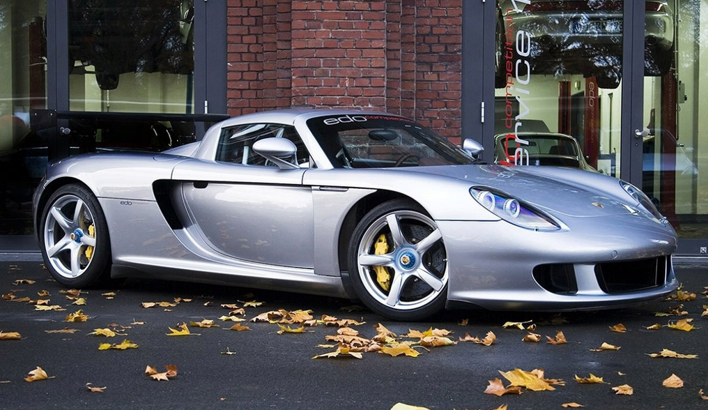 Porsche Carrera Gt Bornrich Price Features Luxury