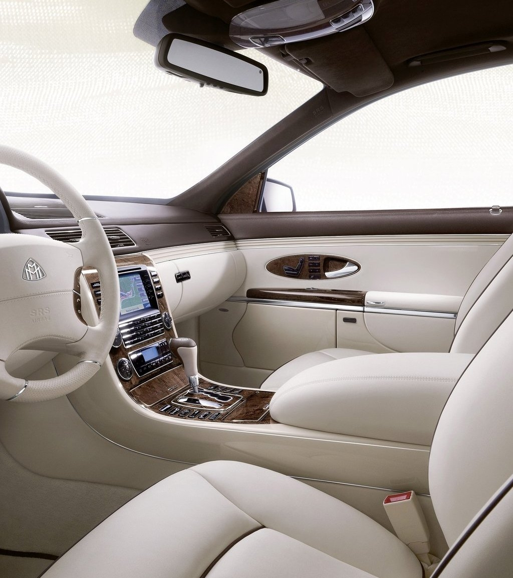 2012 Maybach 57 Camshaft: Bornrich , Price , Features,Luxury Factor