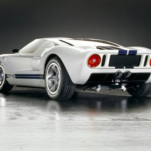 Ford GT40 Exterior