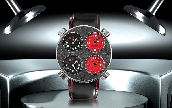 Baselworld 2011: Meccaniche Veloci brings the new Quattro Valvole collection
